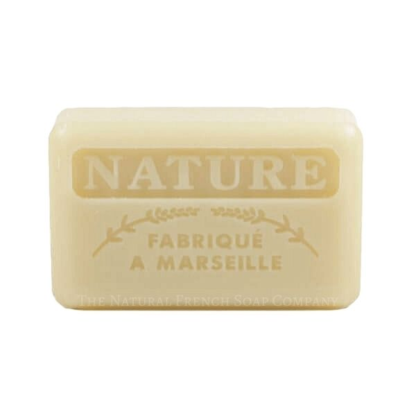125g French Market Soap - Fragrance-Free