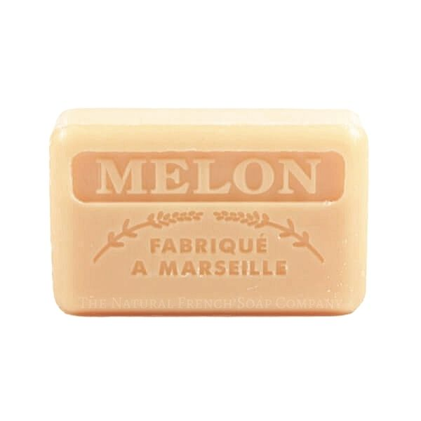 125g French Market Soap - Melon