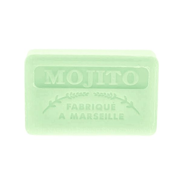 125g French Market Soap - Mojito