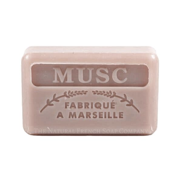 125g French Market Soap - Musc