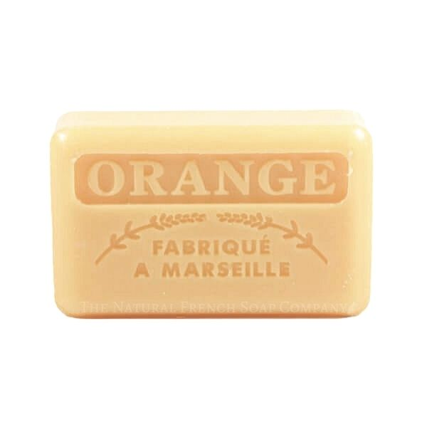 125g French Market Soap - Orange