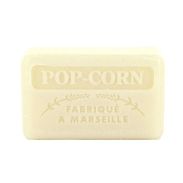 125g French Market Soap - Popcorn