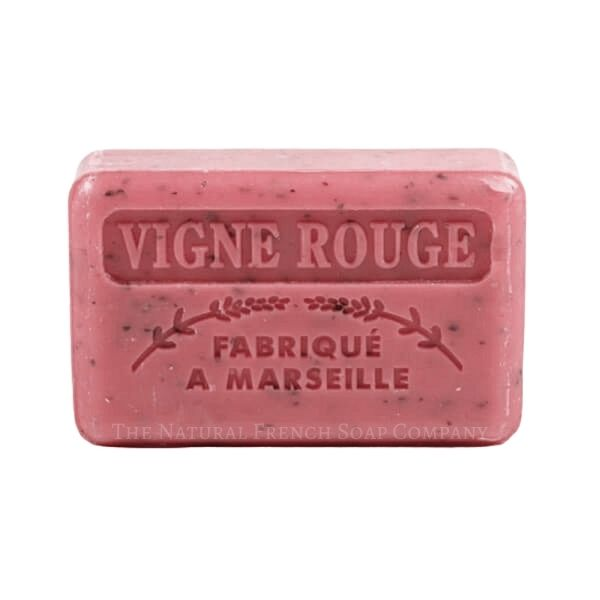 125g French Market Soap - Red Vine