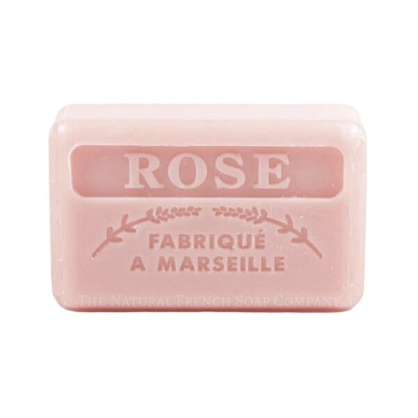 125g French Market Soap - Rose