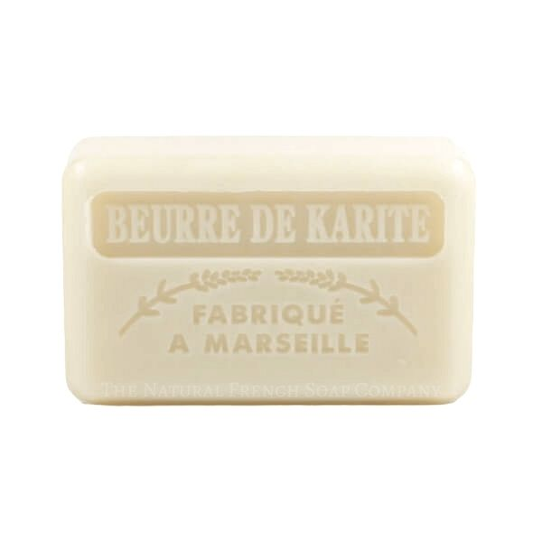 125g French Market Soap - Shea Butter