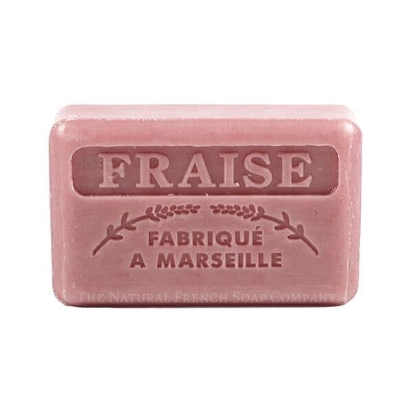 125g French Market Soap - Strawberry
