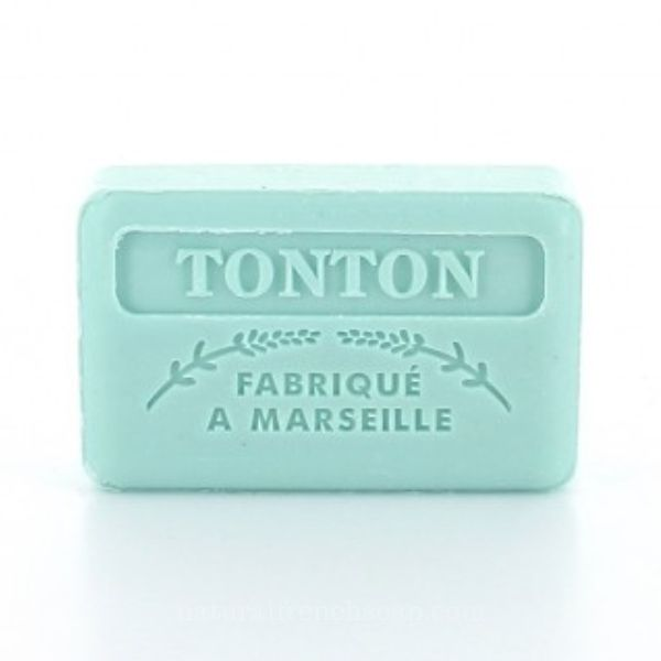 125g French Market Soap - Uncle