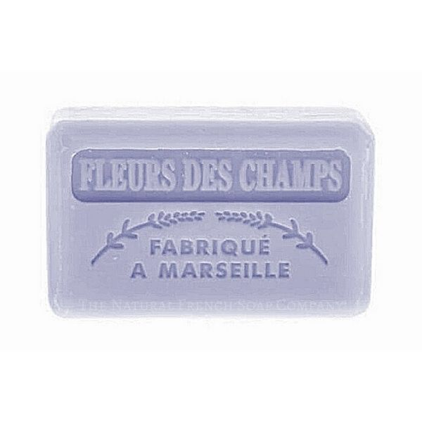 125g French Market Soap - Wildflowers