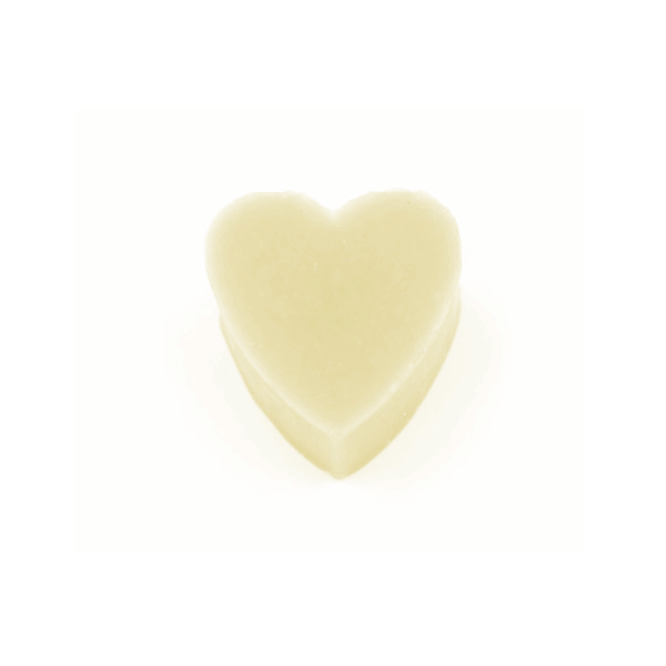 30g French Heart Soap - Ylang Ylang