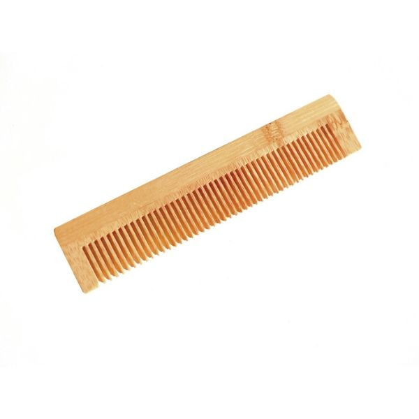Natural Bamboo Comb