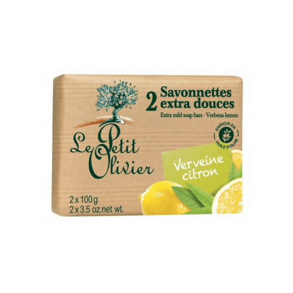 Le Petit Olivier Soap Bars - Lemon Verbena