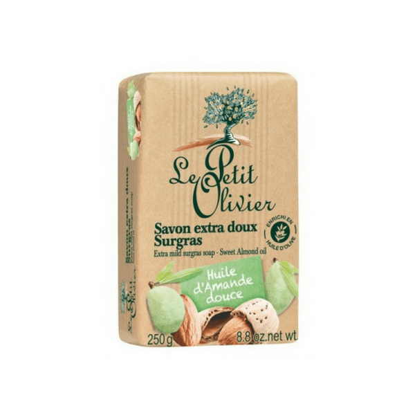 Le Petit Olivier Soap Bar - Almond Oil