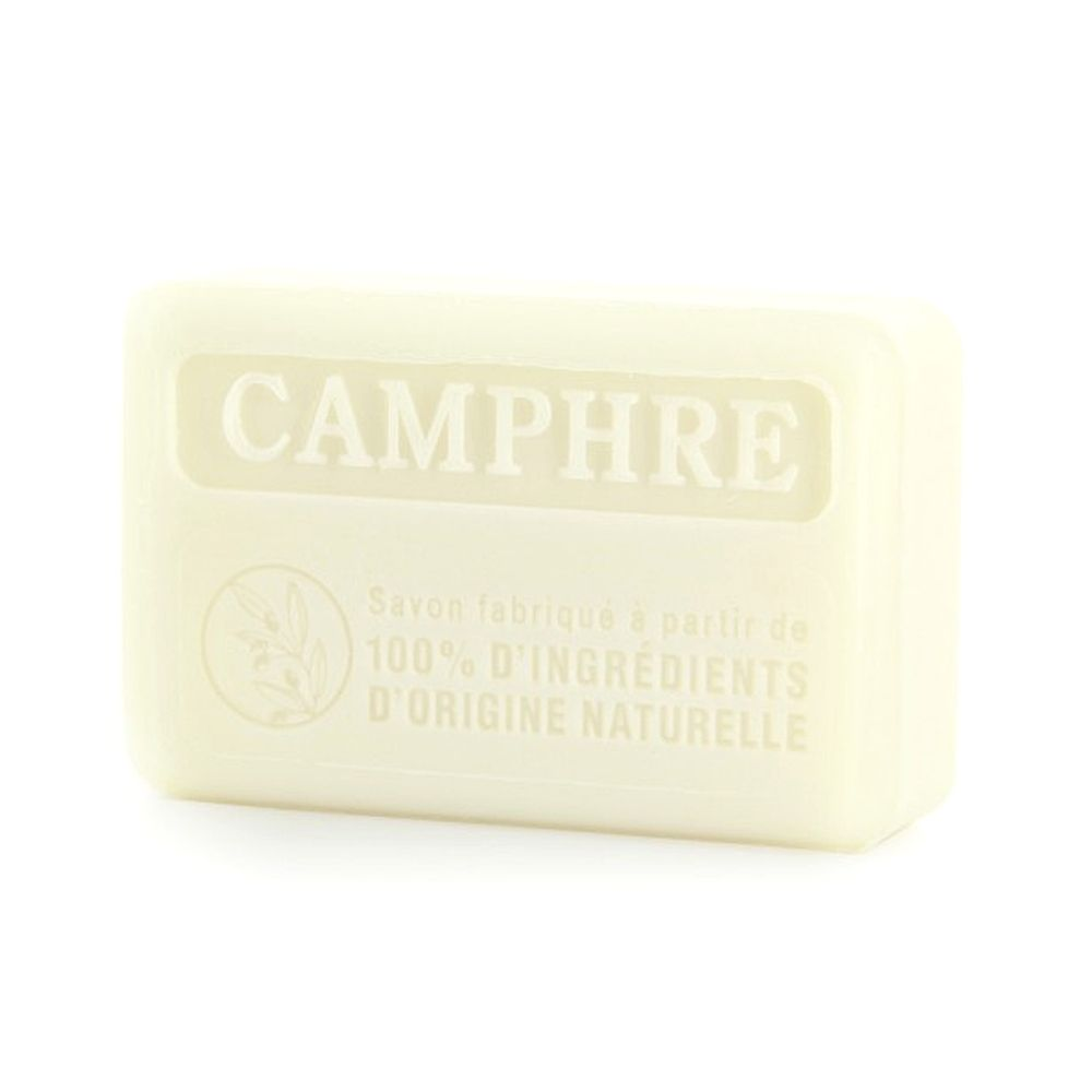 Natural French Soap - Camphor 125g