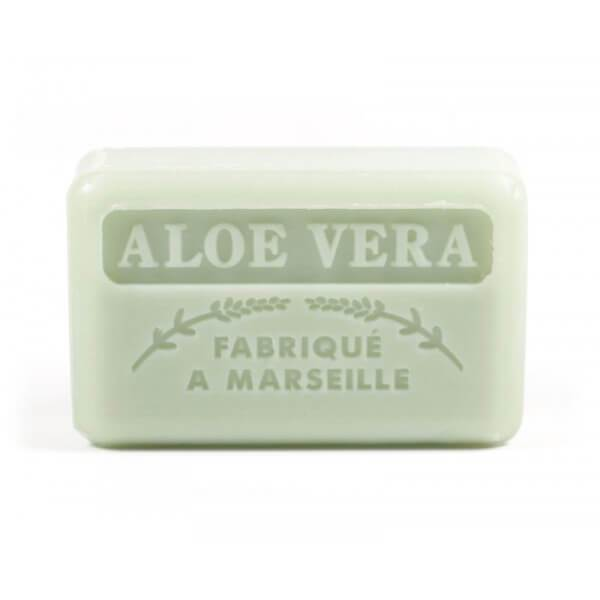 125g French Market Soap - Aloe Vera