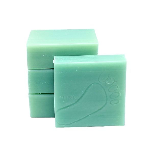 Sea Salt Foot Scrub Soap- Peppermint Tea Tree