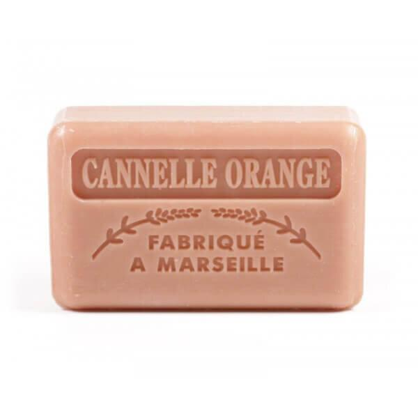 125g French Market Soap - Cannelle Orange