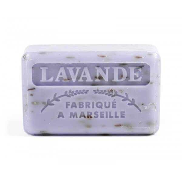 125g French Market Soap - Lavender Flowers