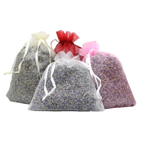 Lavender in Organza Bags from Provence