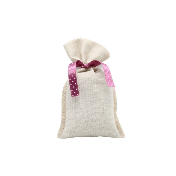 Lavender Sachets - Linen with Ribbon