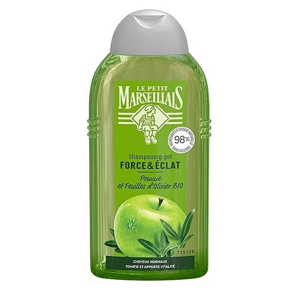 Le Petit Marseillais Shampoo Normal Hair Apple 250ml