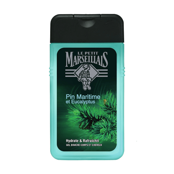 Le Petit Marseillais Shower Men Pin Maritime & Eucalyptus 250ml