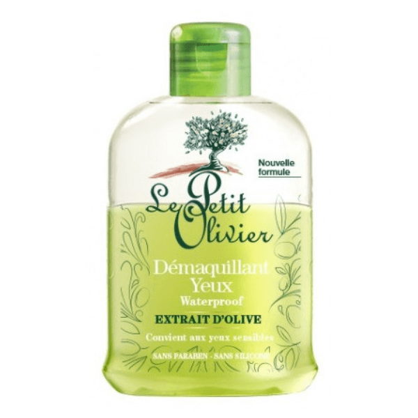 Le Petit Olivier Eye Make-up Remover - Olive 125ml
