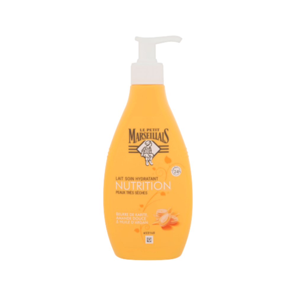 Le Petit Marseillais Nourishing Body Milk Argan
