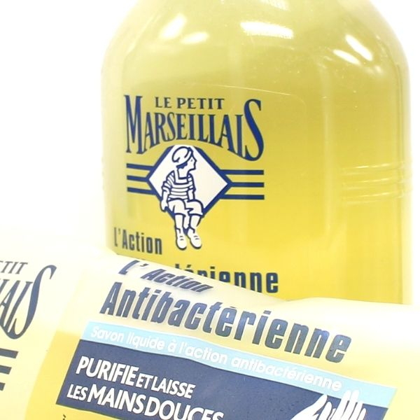 Le Petit Marseillais Liquid Soap Anti-Bacterial