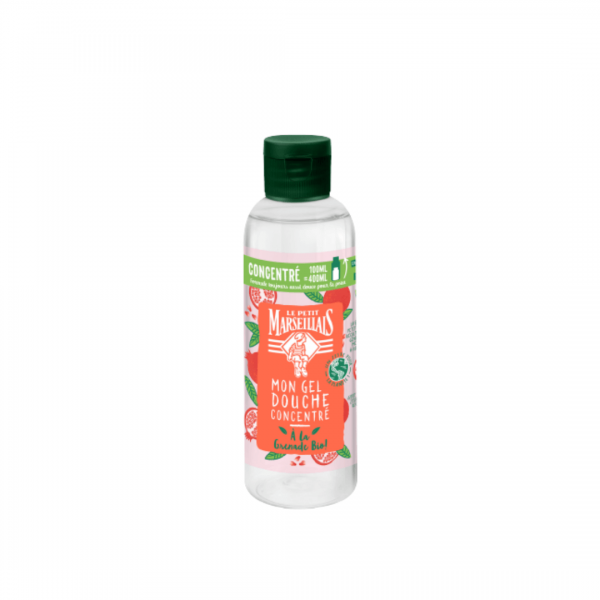 Le Petit Marseillais Concentrated Shower Gel Pomegranate -100ml