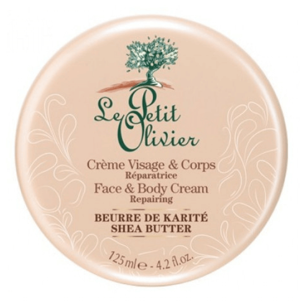 Le Petit Olivier Face & Body Cream - Karite 125ml