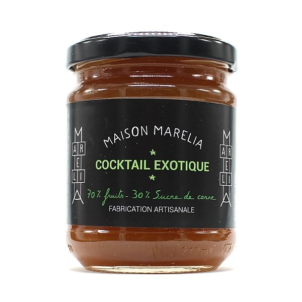 Maison Marelia Confiture: Cocktail Exotic