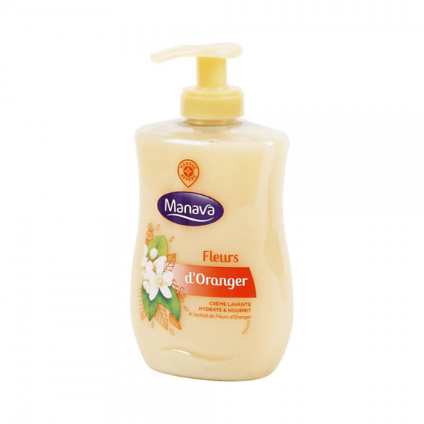 Manava Liquid Soap - Orange Blossom