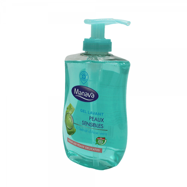 Manava Liquid Soap - Sensitive Skin
