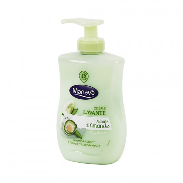 Manava Liquid Soap - Almond