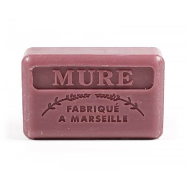 125g French Market Soap - Blackberry