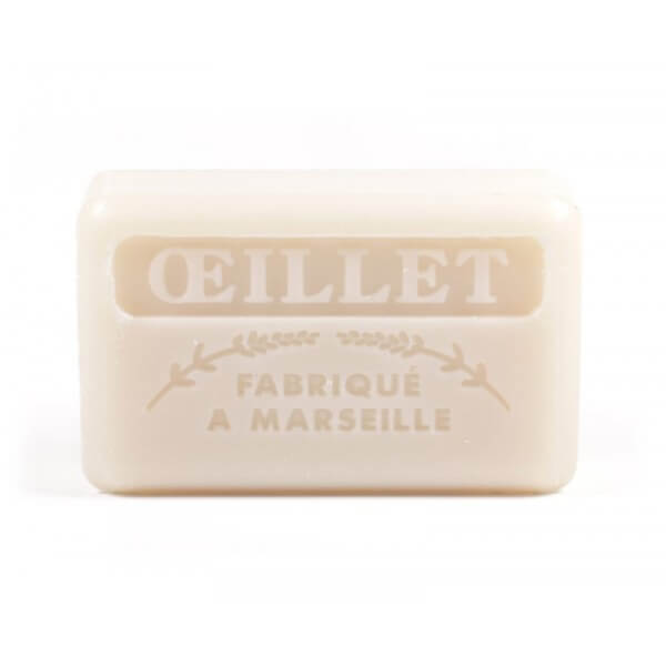 125g French Market Soap - Carnation