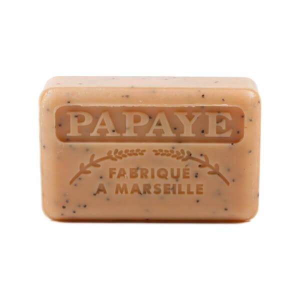 125g French Market Soap - Papaya