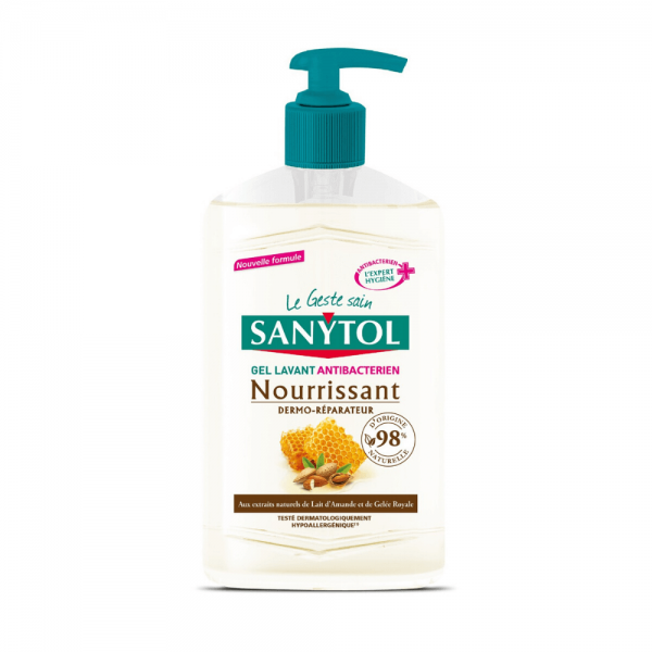 Sanytol Antibacterial Liquid Soap 250ml