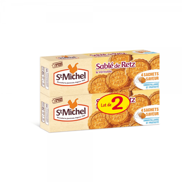 St Michel Retz Shortbread Biscuits